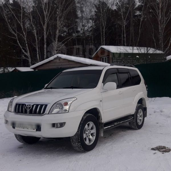 Toyota Land Cruiser Prado, 2006 год, 1 450 000 руб.
