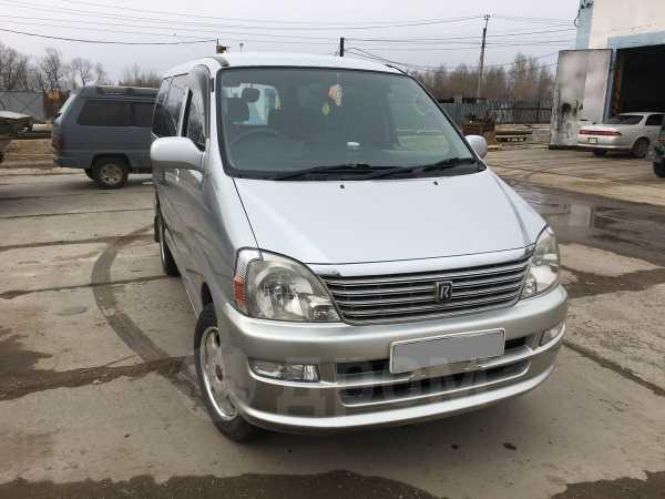 Toyota Hiace Regius, 2000 год, 495 000 руб.