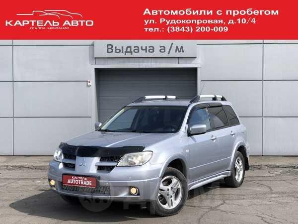 Mitsubishi Outlander, 2006 год, 499 000 руб.