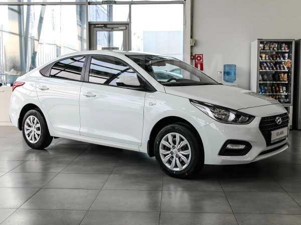 Hyundai Solaris, 2019 год, 875 000 руб.