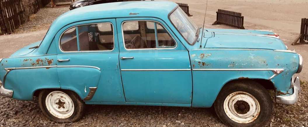 Москвич 407, 1963 год, 45 000 руб.