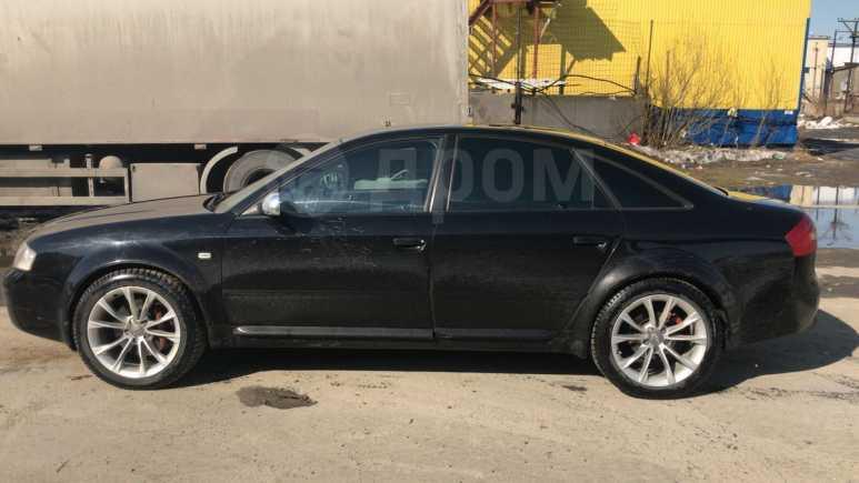 Audi S6, 2000 год, 400 000 руб.