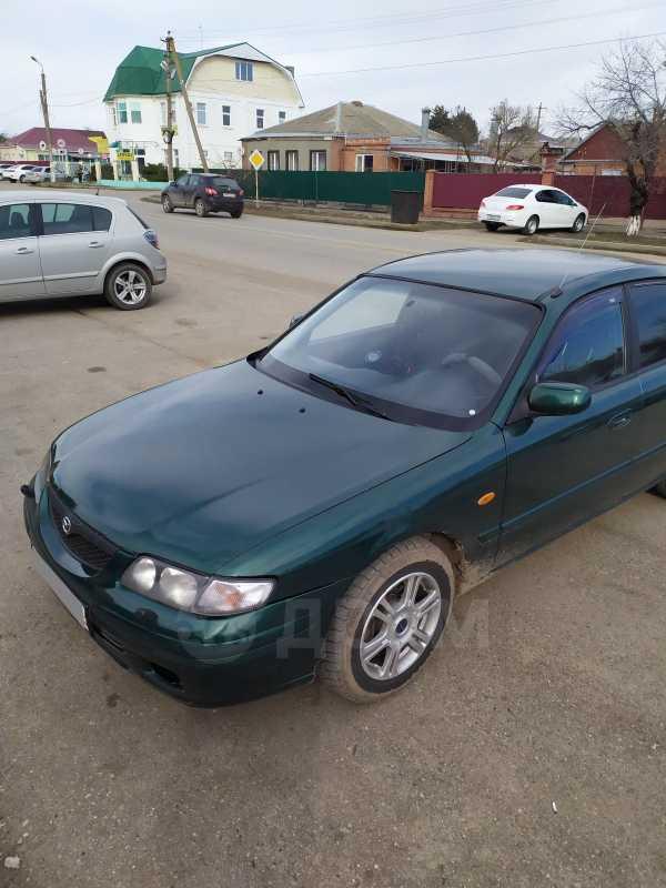 Mazda 626, 1998 год, 110 000 руб.