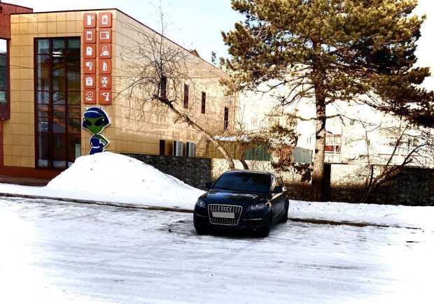 Audi Q7, 2007 год, 600 000 руб.