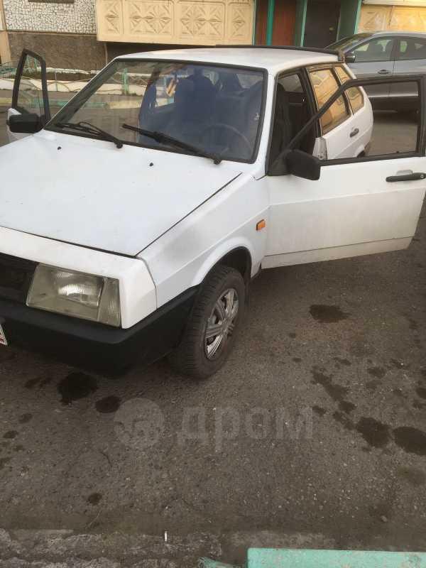Лада 2109, 1989 год, 24 000 руб.
