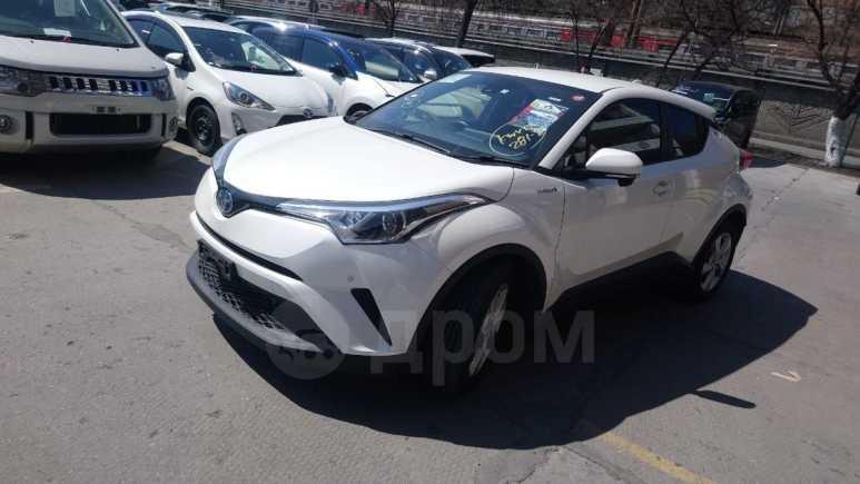 Toyota C-HR, 2017 год, 1 499 000 руб.