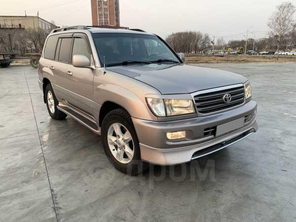Toyota Land Cruiser, 2004 год, 1 349 999 руб.