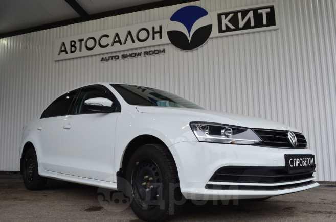 Volkswagen Jetta, 2016 год, 649 000 руб.