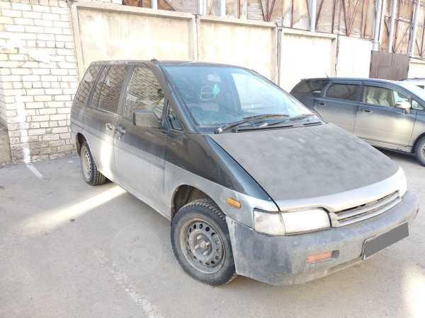 Nissan Prairie, 1990 год, 100 000 руб.