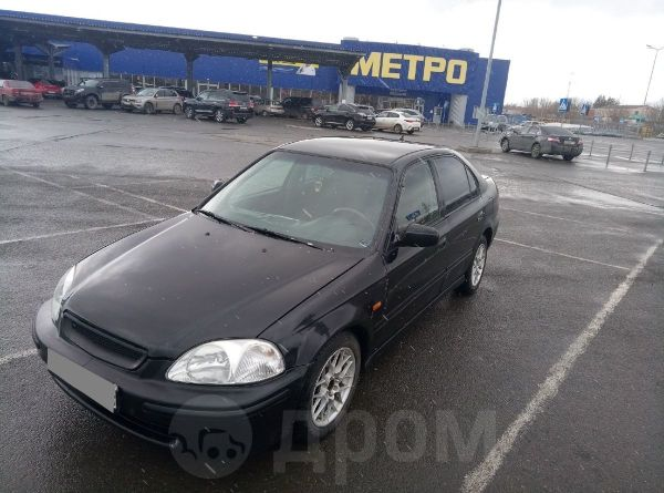 Honda Civic, 1995 год, 115 000 руб.