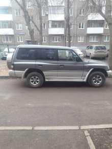 Уфа Pajero 1997