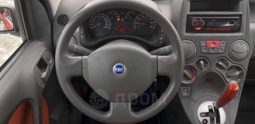 Fiat Panda, 2007 год, 270 000 руб.