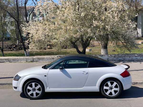 Audi TT, 1999 год, 560 000 руб.