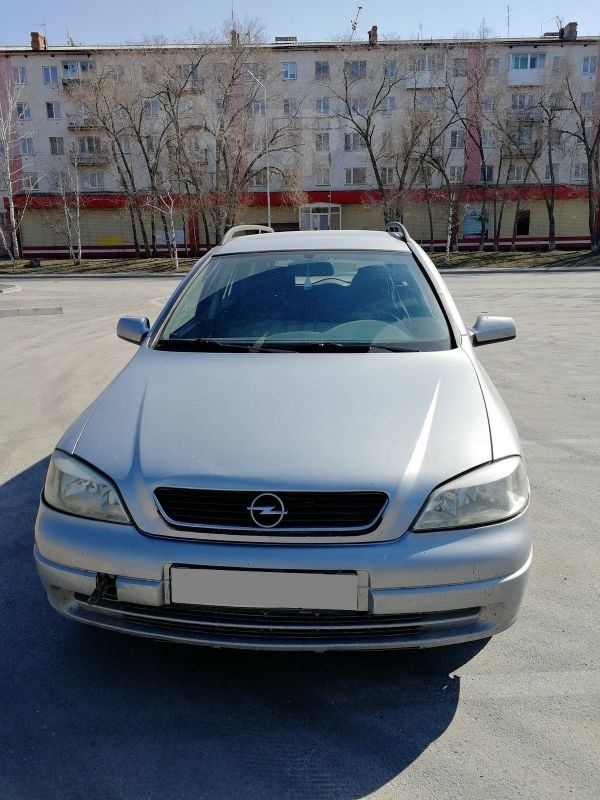 Opel Astra, 2002 год, 170 000 руб.