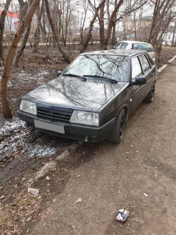 Лада 2109, 1994 год, 100 000 руб.
