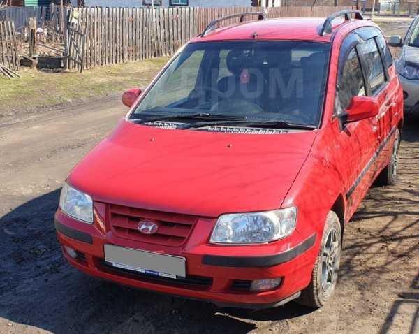 Hyundai Matrix, 2003 год, 240 000 руб.