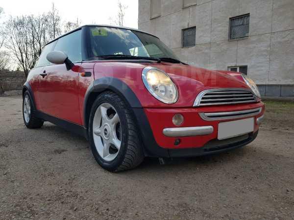 Mini Coupe, 2002 год, 317 000 руб.