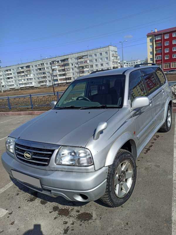 Suzuki Grand Escudo, 2001 год, 355 000 руб.
