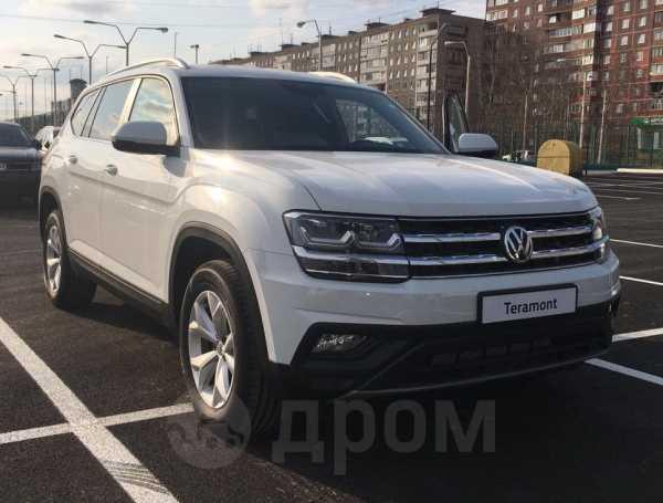 Volkswagen Teramont, 2019 год, 3 530 000 руб.
