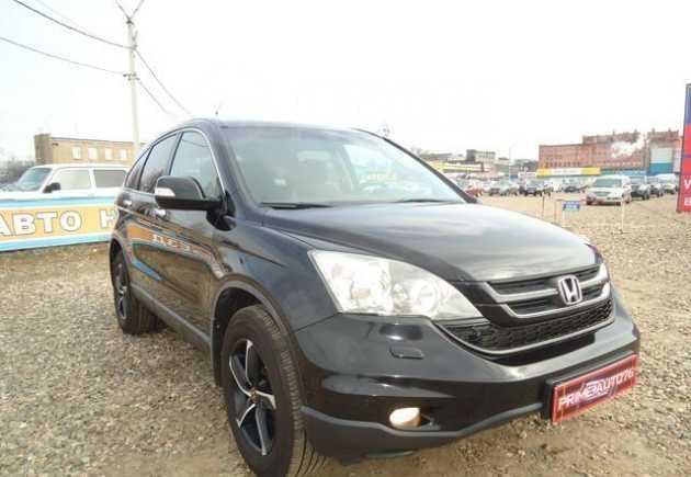 Honda CR-V, 2012 год, 989 000 руб.