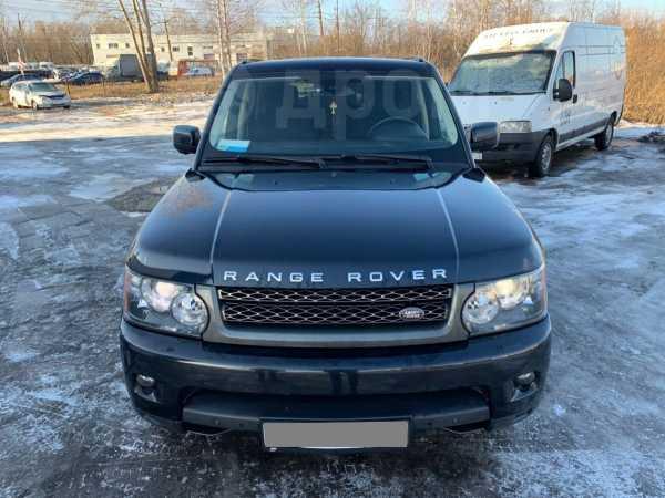Land Rover Range Rover Sport, 2011 год, 1 417 000 руб.