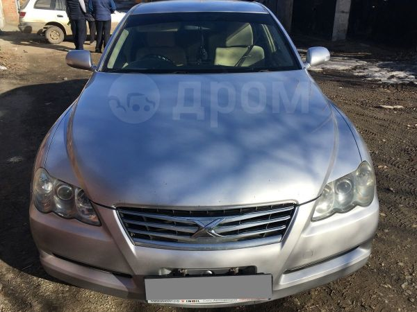 Toyota Mark X, 2007 год, 630 000 руб.
