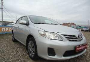 Ярославль Corolla 2011