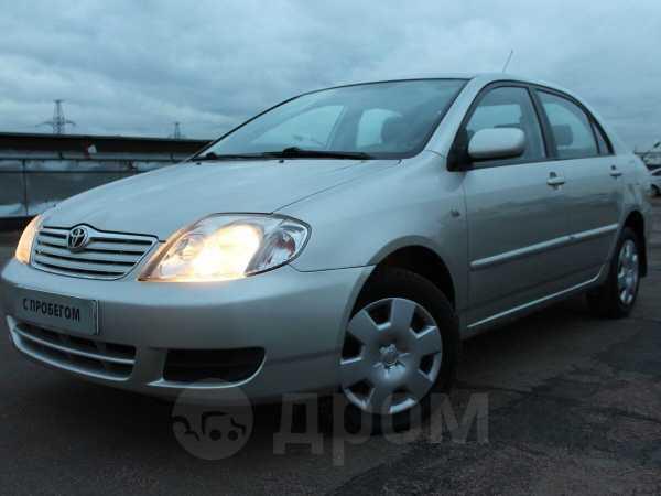 Toyota Corolla, 2001 год, 312 000 руб.