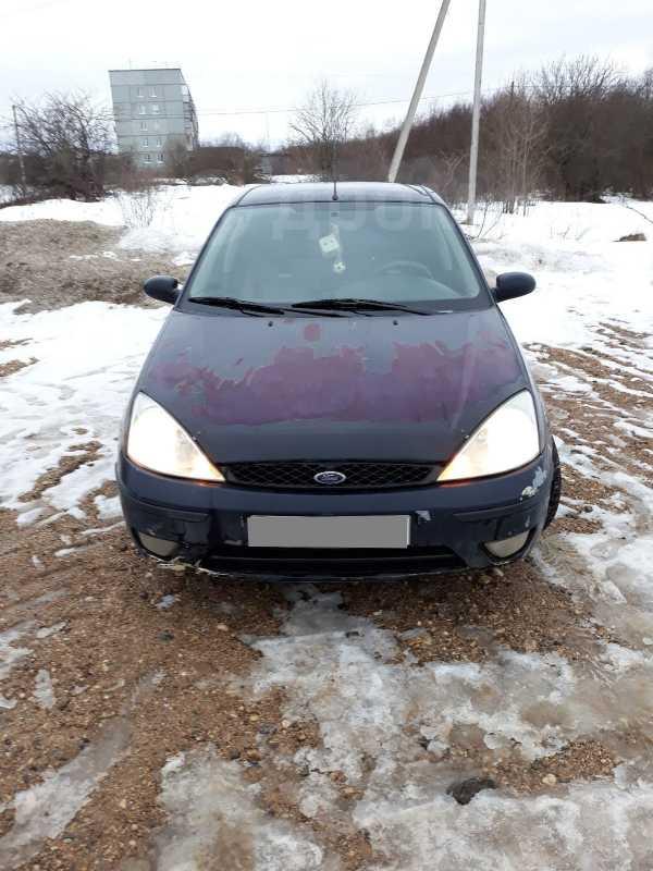 Ford Focus, 2004 год, 115 000 руб.