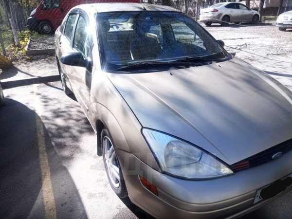 Ford Focus, 2001 год, 169 000 руб.