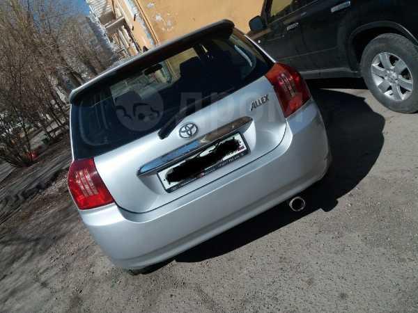 Toyota Allex, 2003 год, 355 000 руб.