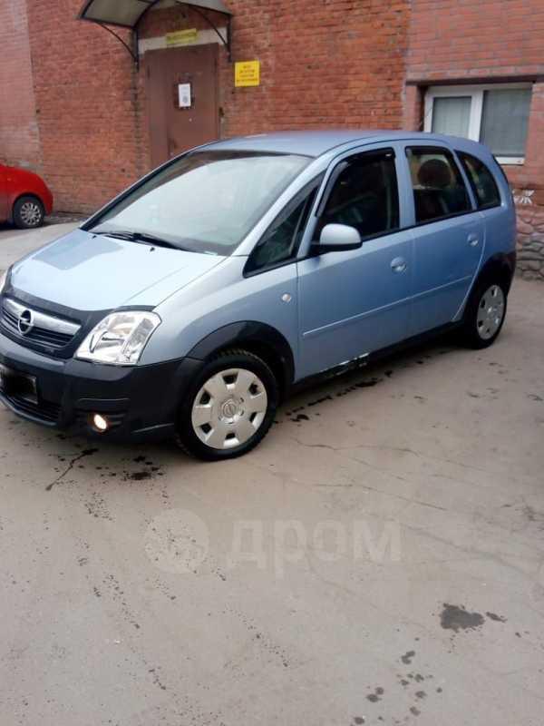Opel Meriva, 2006 год, 210 000 руб.