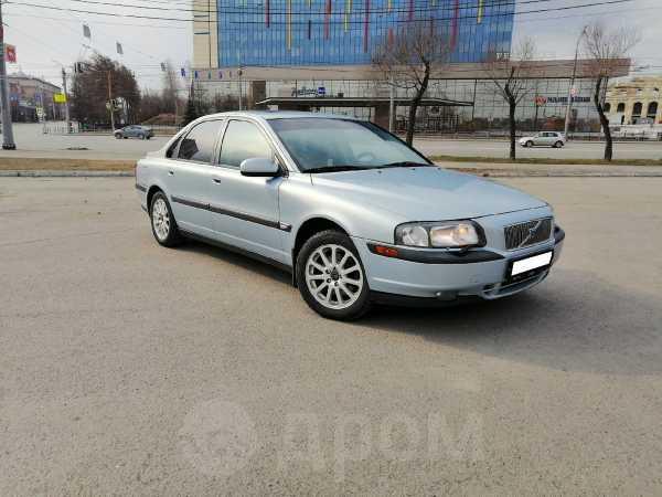 Volvo S80, 2002 год, 260 000 руб.