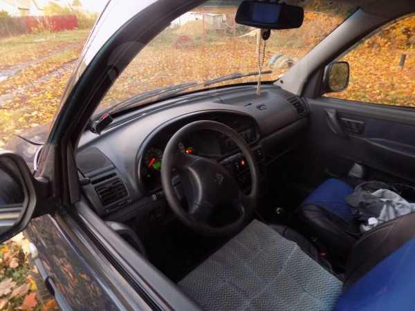 Peugeot Partner Origin, 2002 год, 120 000 руб.