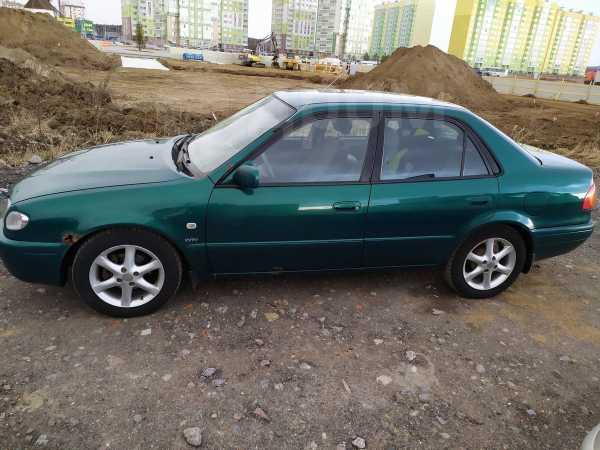 Toyota Corolla, 2000 год, 125 000 руб.