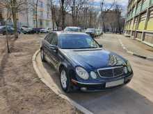 Москва E-Class 2002