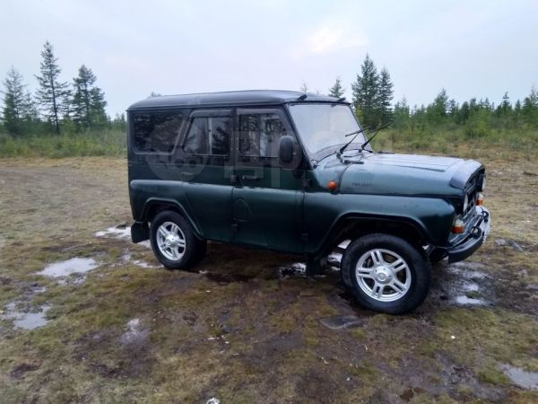 УАЗ Хантер, 2008 год, 250 000 руб.