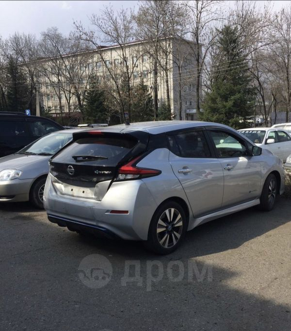Nissan Leaf, 2018 год, 1 200 000 руб.