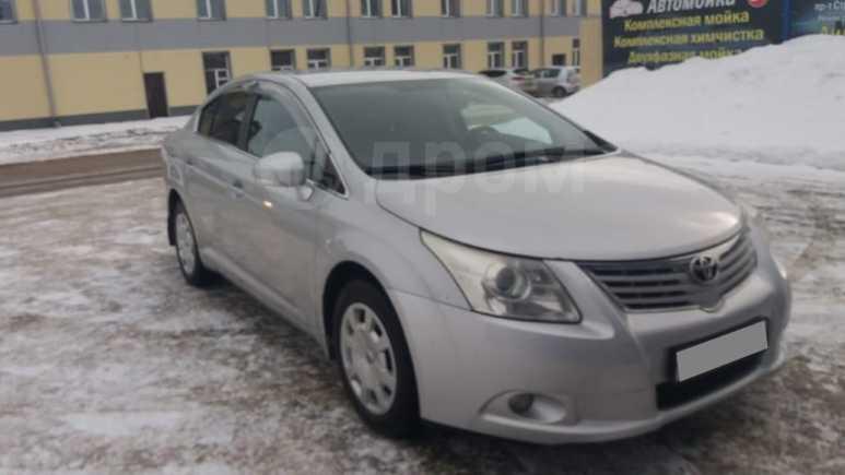 Toyota Avensis, 2011 год, 620 000 руб.