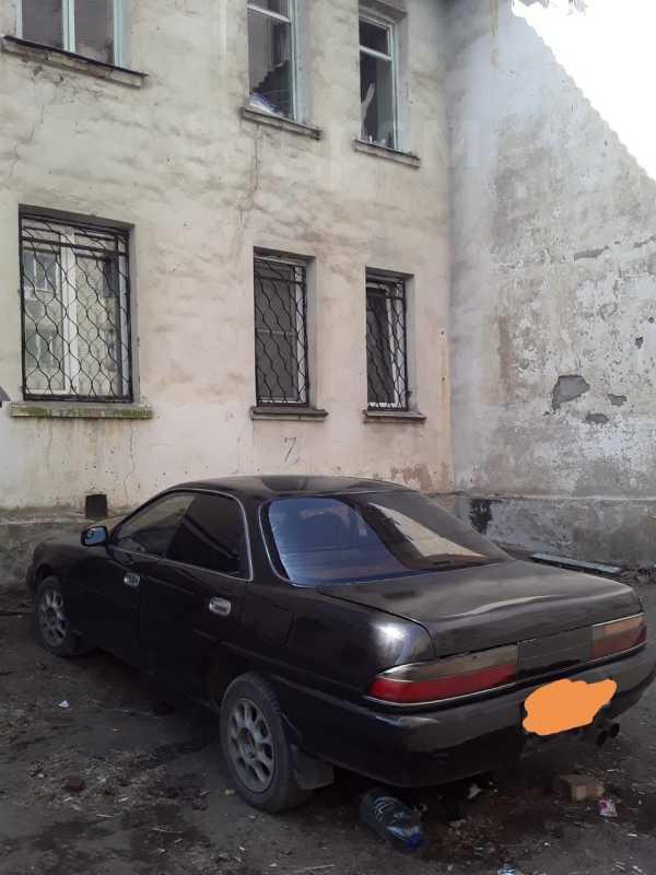 Toyota Corona Exiv, 1990 год, 110 000 руб.