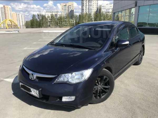 Honda Civic, 2008 год, 489 000 руб.