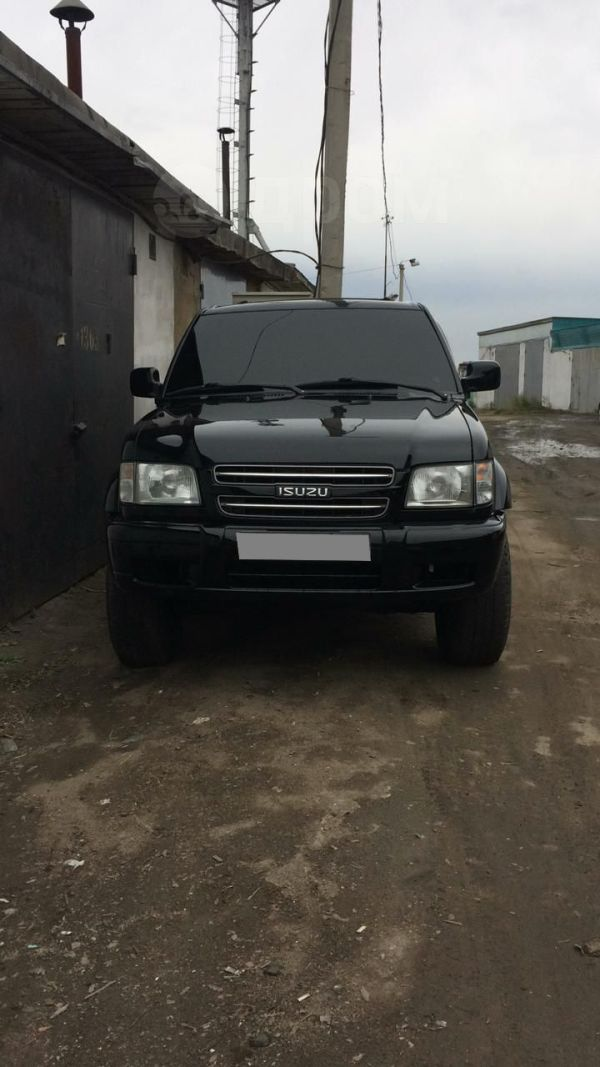 Isuzu Trooper, 1999 год, 550 000 руб.