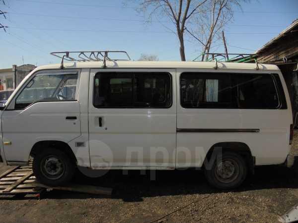 Nissan Caravan, 1990 год, 160 000 руб.