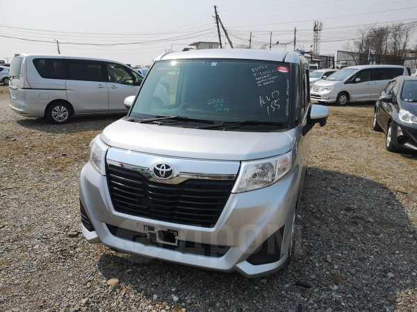 Toyota Roomy, 2017 год, 550 000 руб.