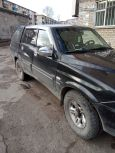 SsangYong Musso Sports, 2006 год, 330 000 руб.