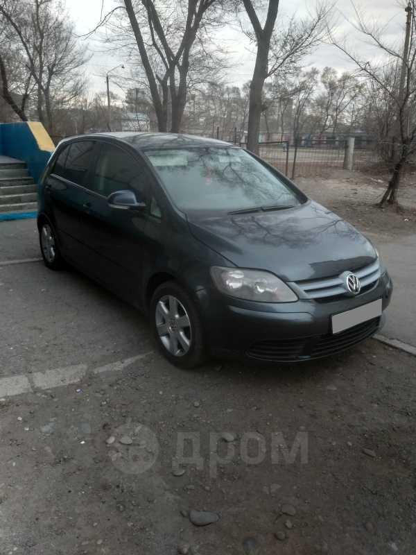 Volkswagen Golf Plus, 2006 год, 290 000 руб.