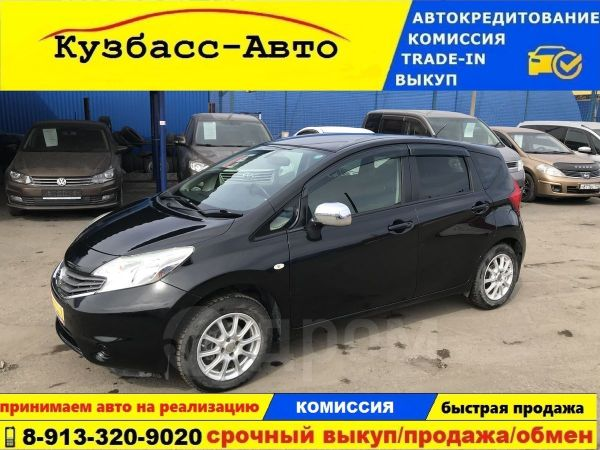Nissan Note, 2013 год, 529 000 руб.