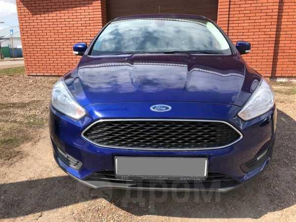 Ford Focus, 2016 год, 659 000 руб.