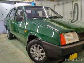 Иркутск 21099 1999