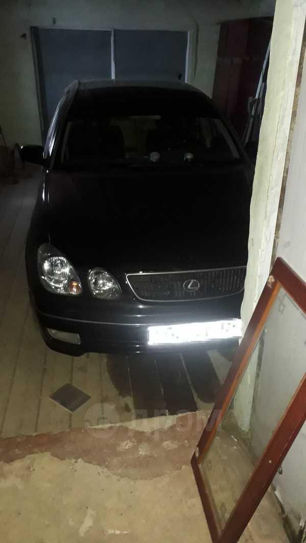 Lexus GS300, 2000 год, 450 000 руб.